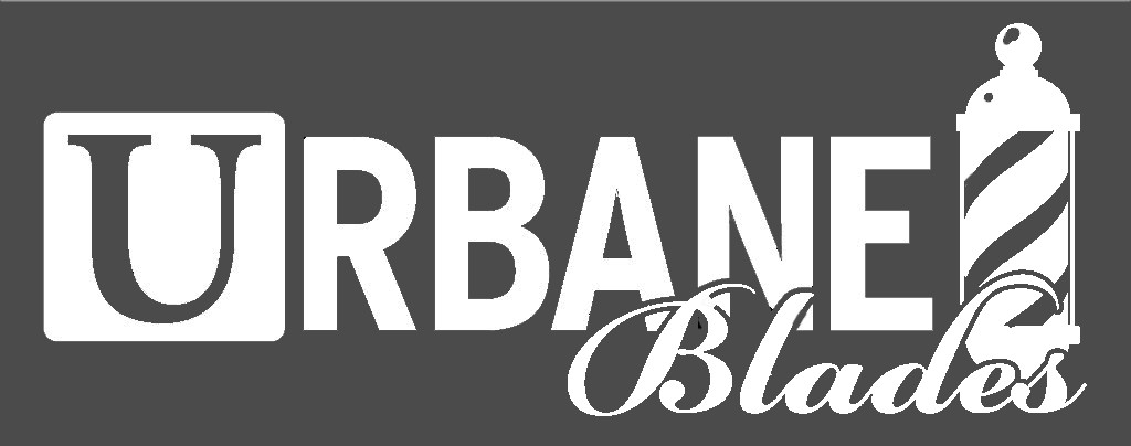 Logo - Urbane Blades | Chicago Barbershop & Salon