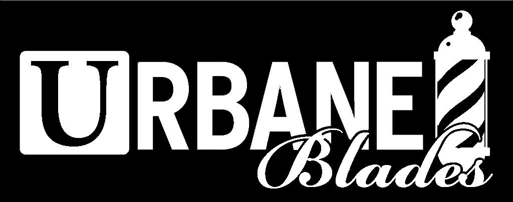 Logo - Urbane Blades | Chicago Barbershop & Salon